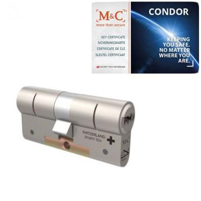 1x M&C Condor cilinder SKG***