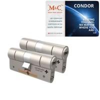 Set van 2 M&C Condor cilinders SKG***
