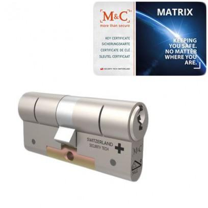 M&C Matrix cilinder - nabestellen