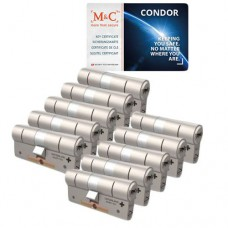 Set van 10 M&C Condor cilinders SKG***