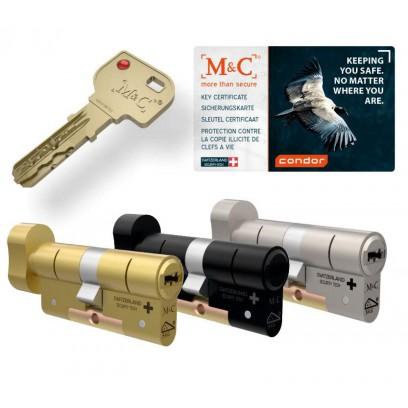 M&C Condor knopcilinder