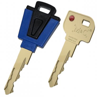 M&C Matrix sleutel - nabestellen