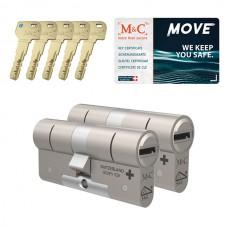 Set van 2 M&C Move cilinders SKG***